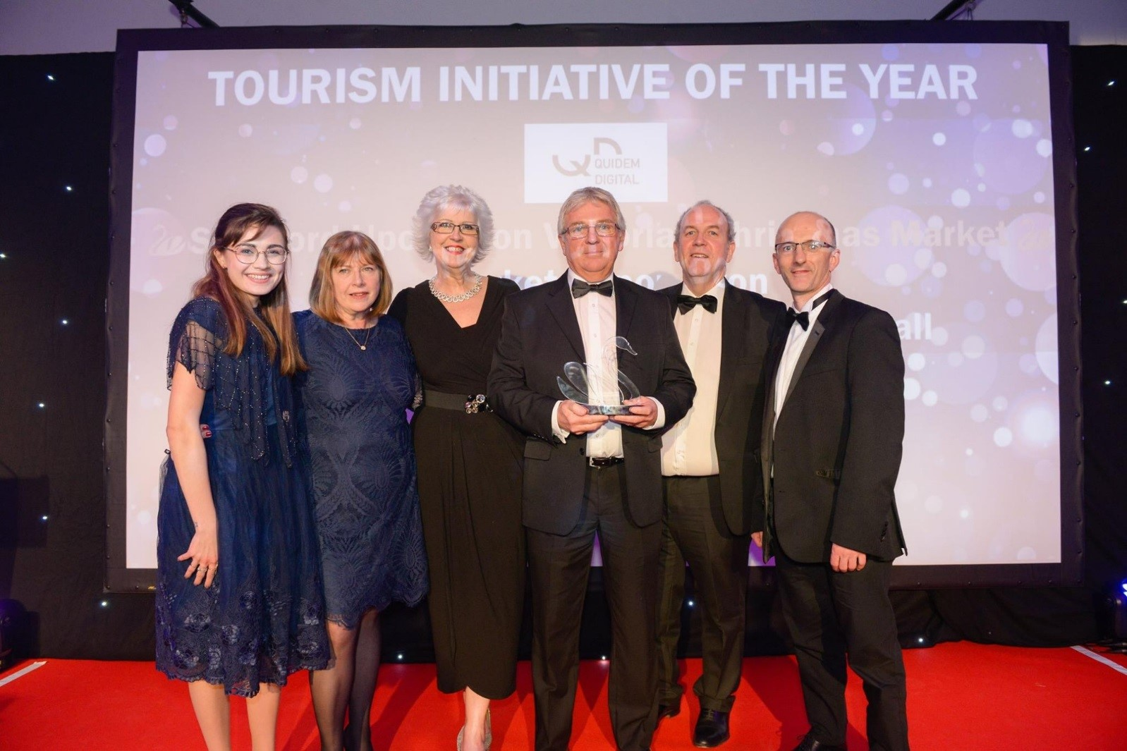 Pride of Stratford Awards - Tourism Initiative of the Year 2018