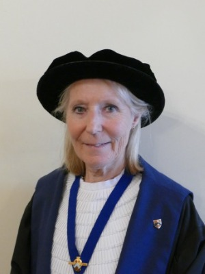 Councillor Jenny Fradgley