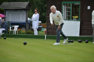 Mayor's Annual Bowls Match