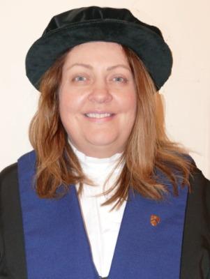Councillor Gill Cleeve