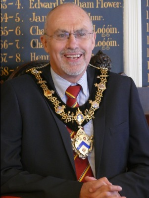Councillor Tony Jackson