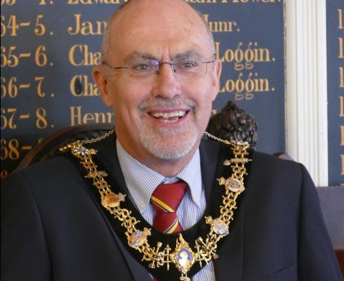 Mayor - Tony Jackson