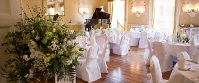 Civil Weddings at the Town Hall