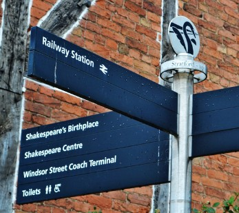 Stratford-upon-Avon Directions